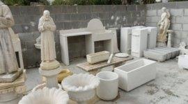 statuette religiose, statue da giardino, articoli da giardino