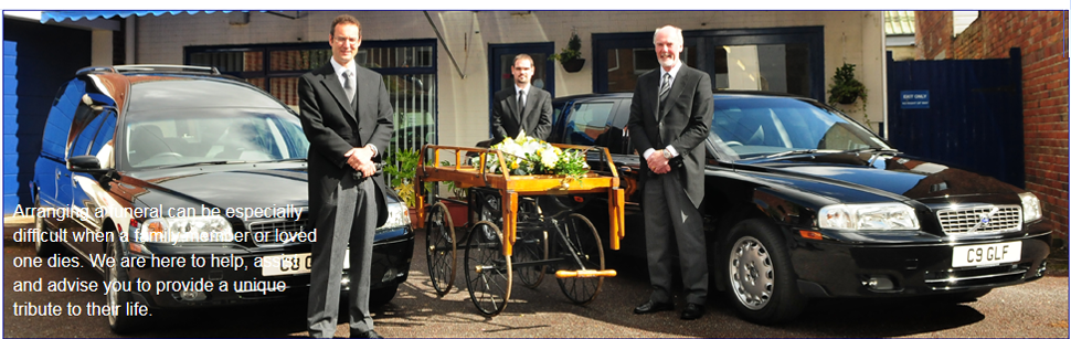 Funeral plans - Newport - Geoff Leather Independent Funeral Directors - Funeral