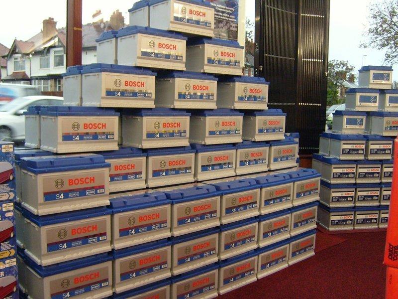Durable car batteries