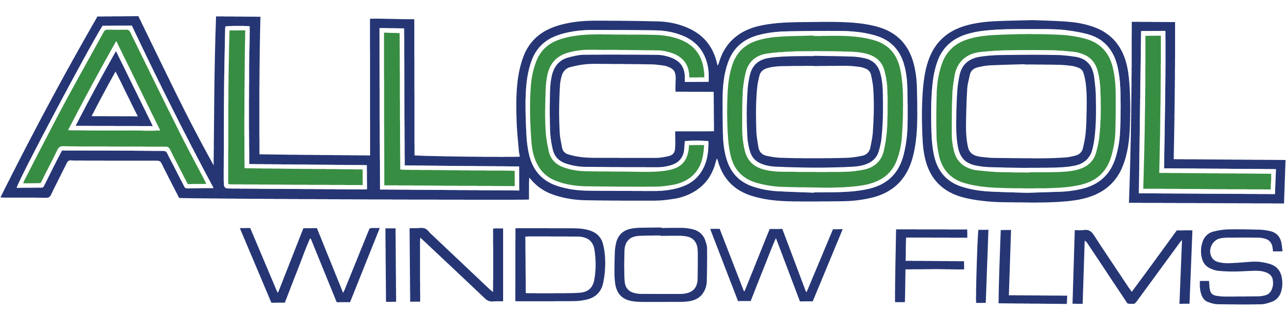 allcool window films business logo