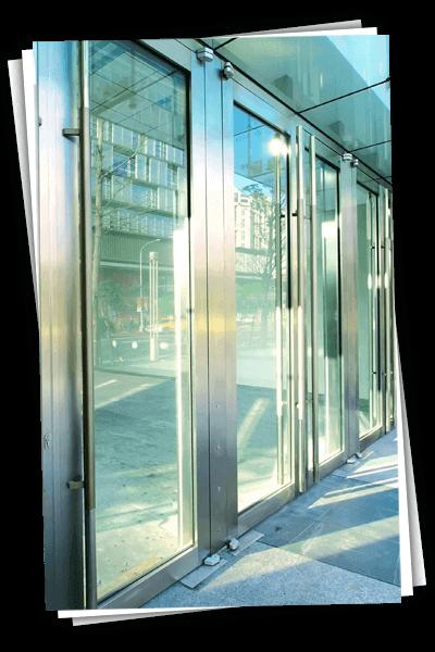 allcool window films building exterior glass door