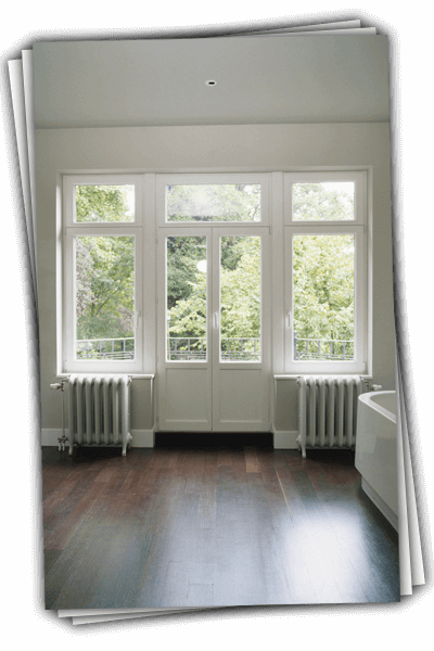 allcool window films modern home interior window