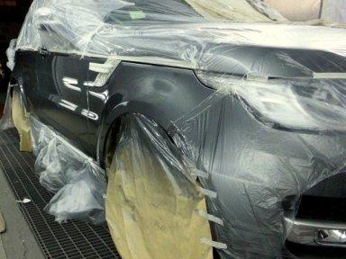 Body repair (riparazione veicoli)