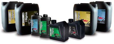 confezioni di olio per motore