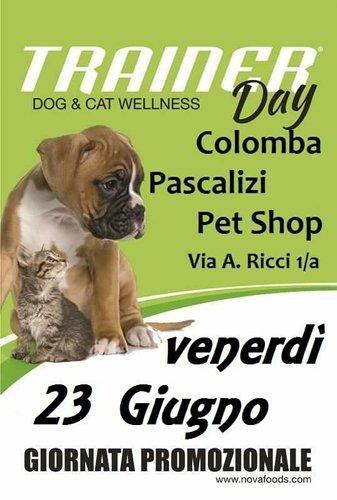 Colomba Pascalizi pet shop venerdi 23 giugno