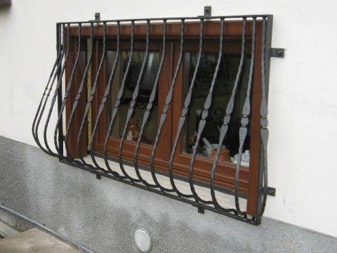 ferro battuto per arredamento