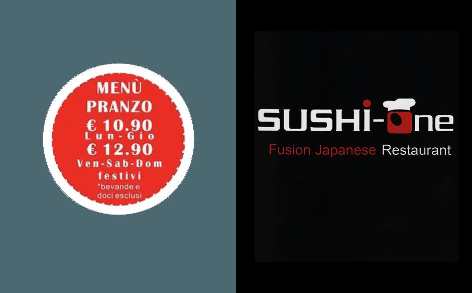 sushi one ristorante giapponese