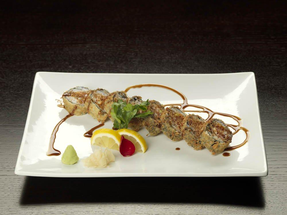 drago sushi caramellato