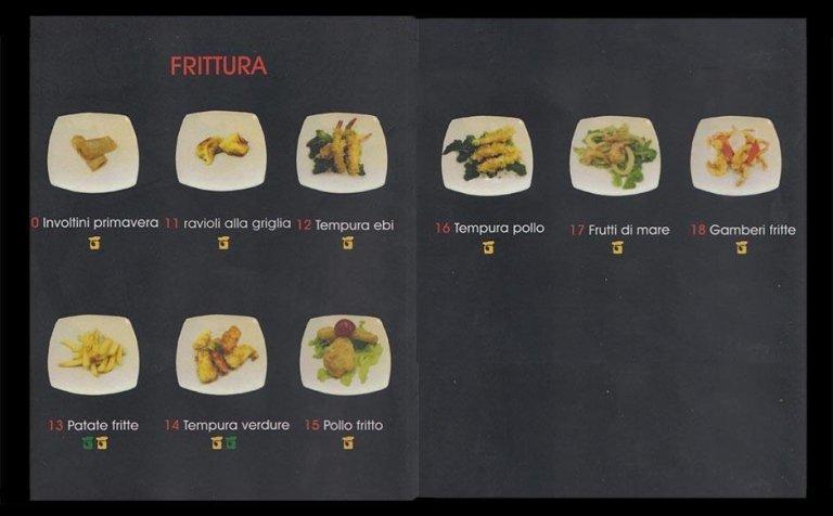 fritto sushi