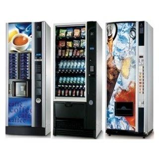 Vasta scelta di distributori automatici