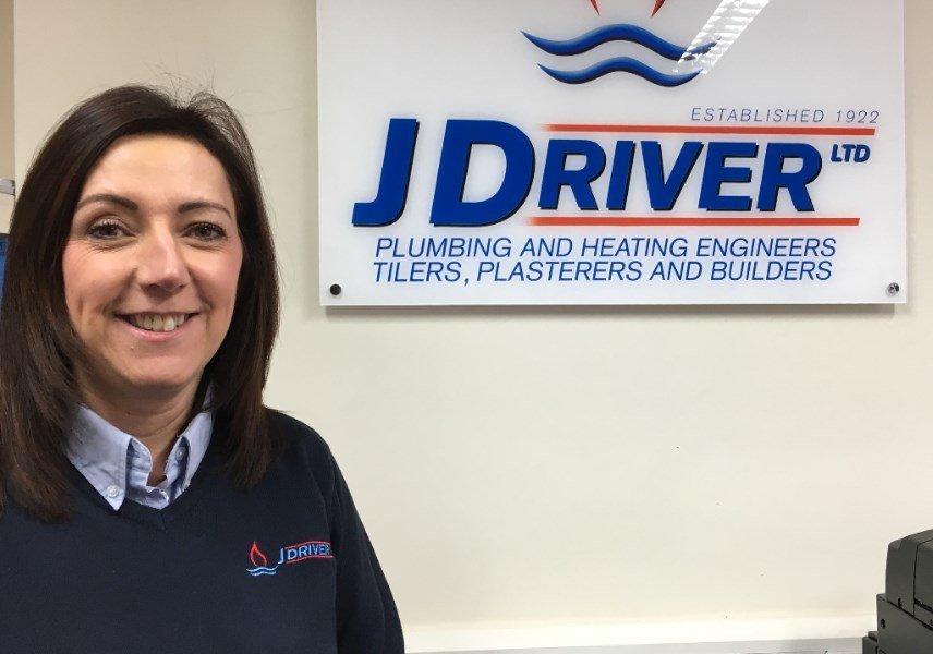 J Driver Ltd Lisa Pinder