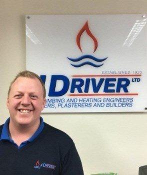 J Driver ltd Andrew Pinder