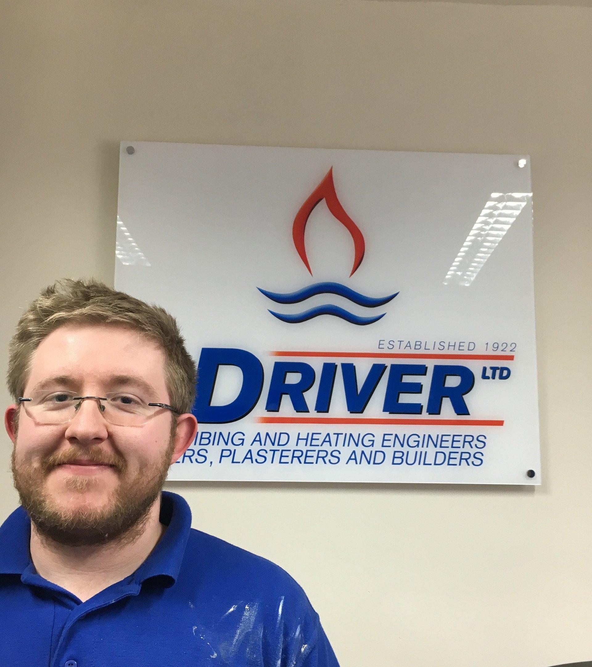 J Driver Ltd Jack Harwood