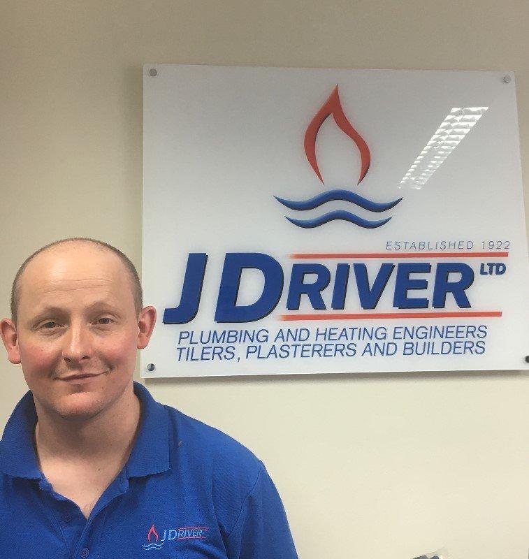 J Driver Ltd Geoff Holdsworth