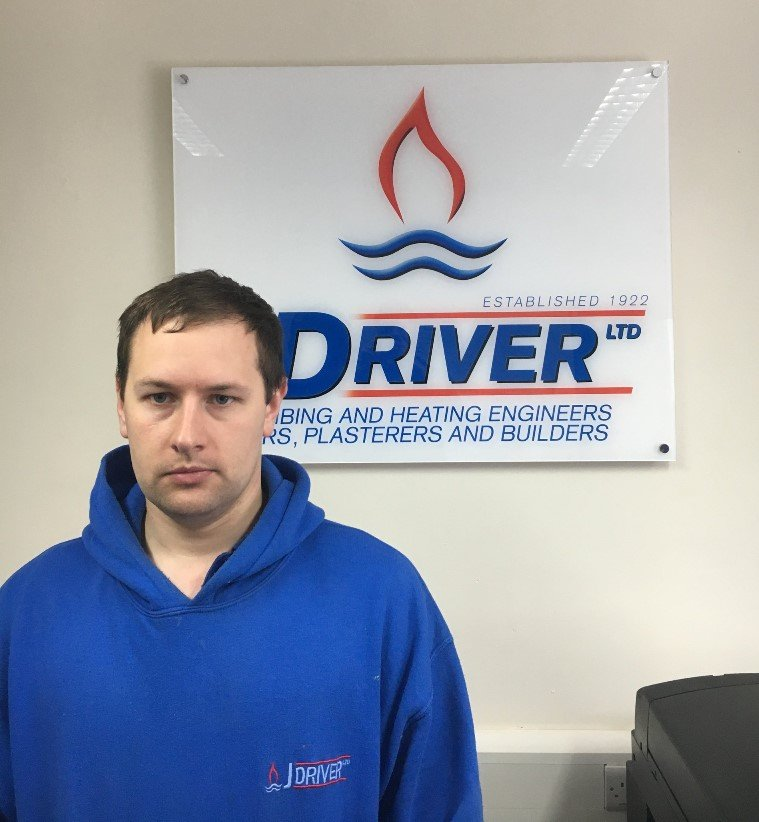 J Driver Ltd Carl Wiseman