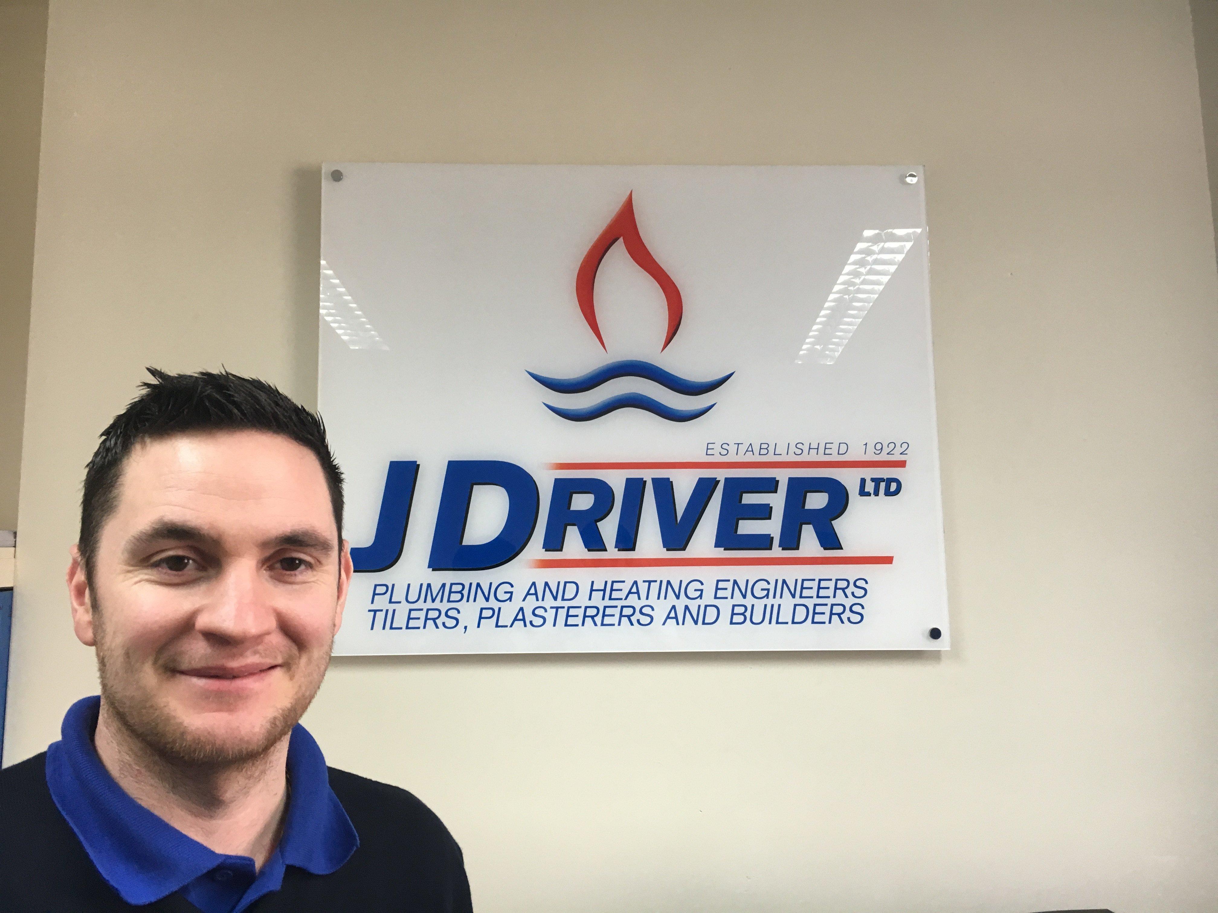 J Driver Ltd Luke Milligan