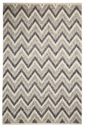 Wave design carpet