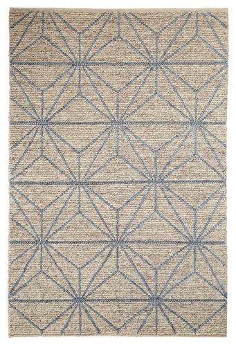 Closer view of the flooring carpet design