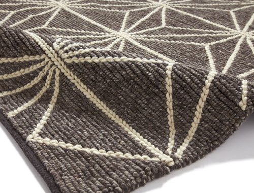 Closer of the carpet design