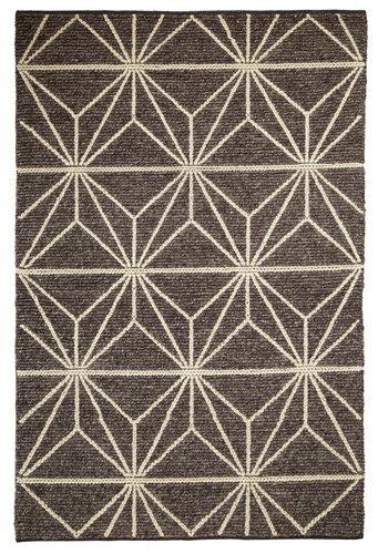 Closer view o the carpet design