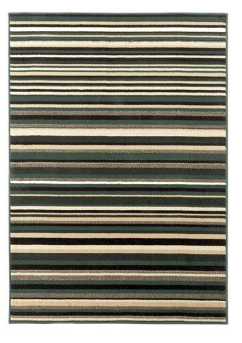 Carpet with horizontal line