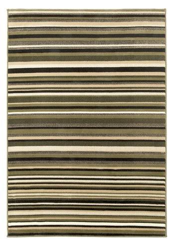 Horizontal line rug