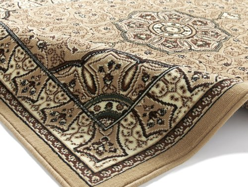 View of the carpet edges