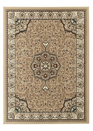Top view of the carpet