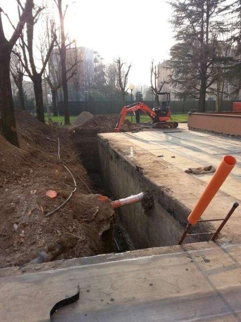 Pavimentazioni e movimento terra