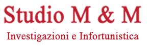 STUDIO M & M INVESTIGAZIONI INFORTUNISTICA - LOGO