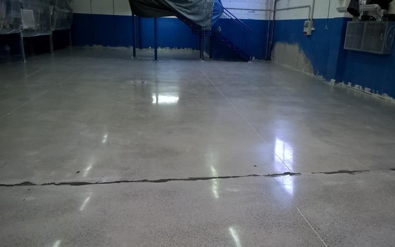 rifacimento pavimenti industriali