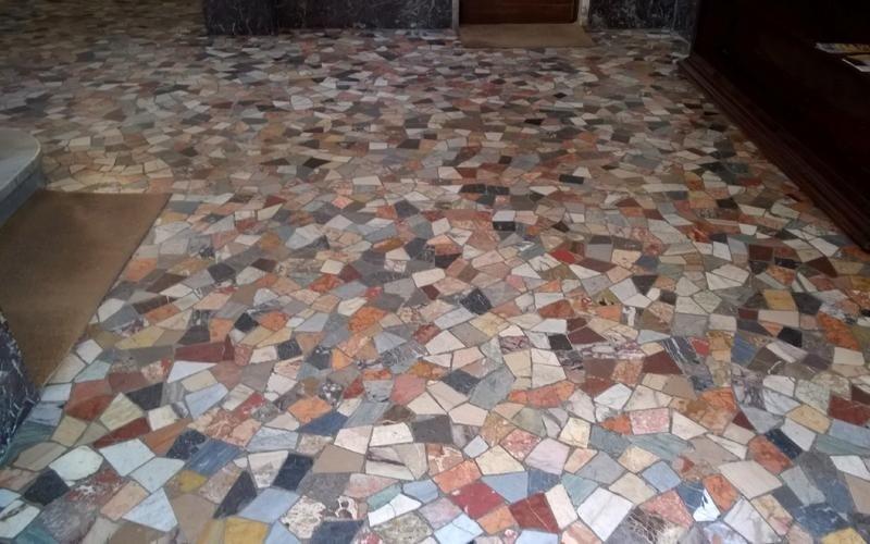 pavimento pietra granito