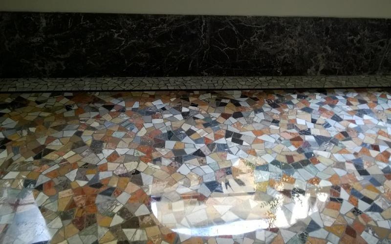 sostituzione pavimento granito