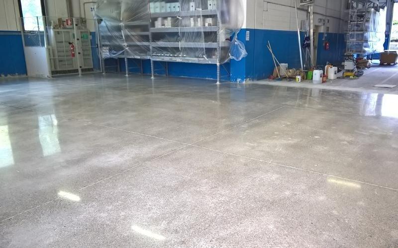 preventivo levigatura cemento