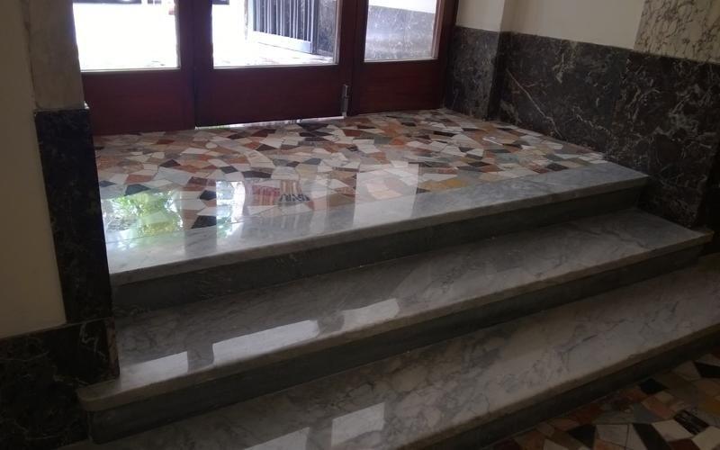 manutenzione pavimenti