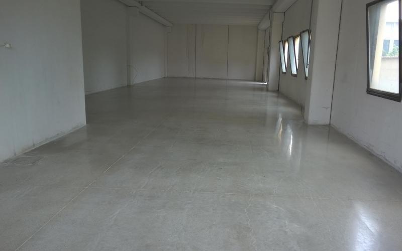 trattamento lucidatura cemento