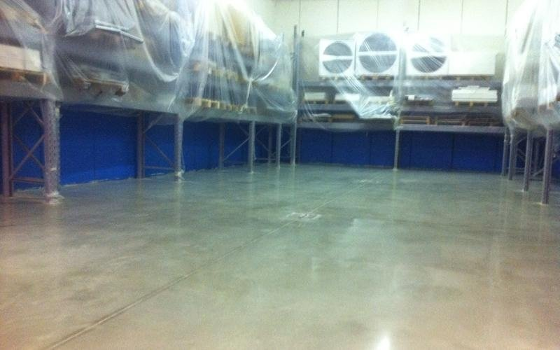 posa pavimenti per magazzini
