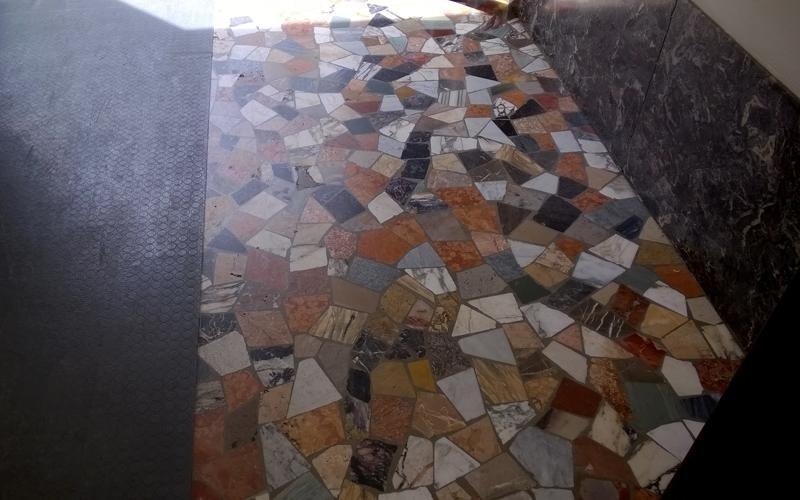 pavimento pietra