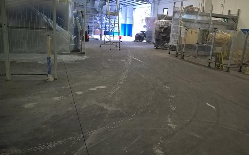 trattamento cemento con silicati