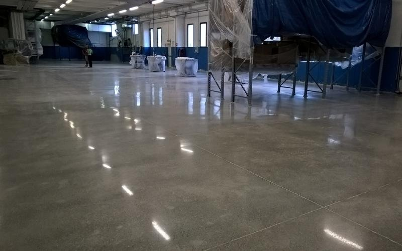 pavimento epr magazzini