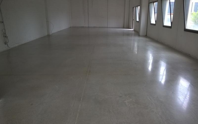trattamento lucidatura pavimento