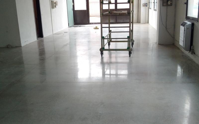 posa pavimento cemento
