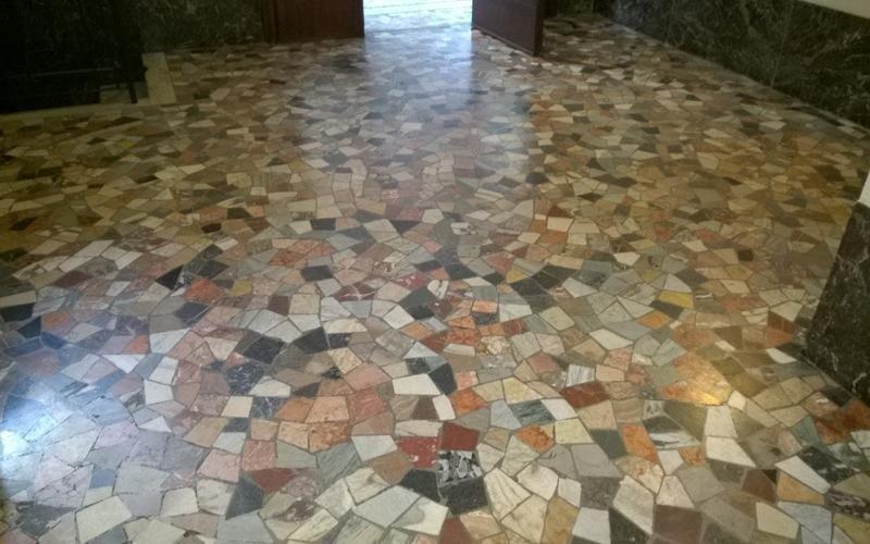 posa pavimenti granito