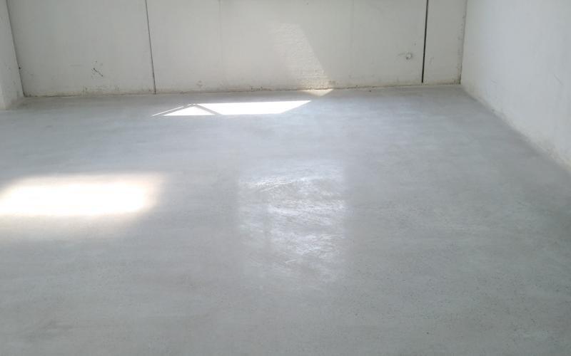 cemento lucidatura