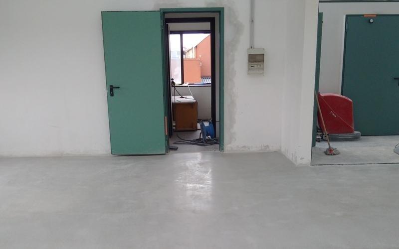 posa pavimenti cemento