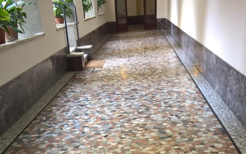 produzione pavimenti granito