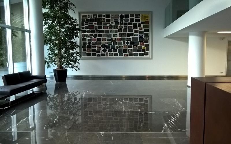 riparazione pavimenti marmo