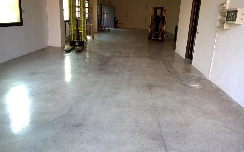 posa cemento impermeabile