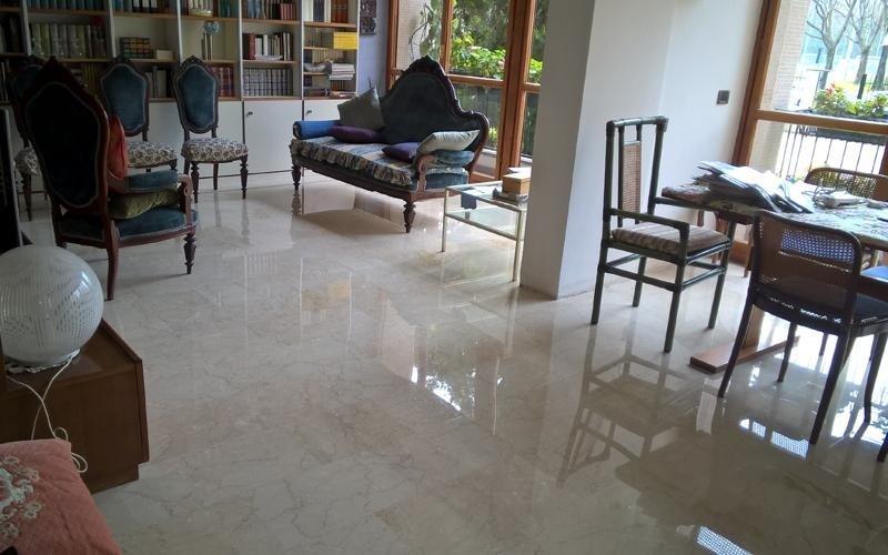 pavimento per abitazioni