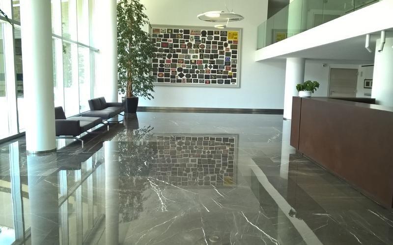 ristrutturazione pavimentazione marmo